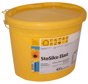StoColor Silco Elast 15 л. / Силко эласт (Сто)
